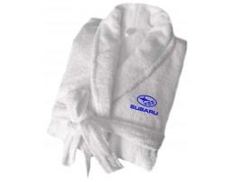 Subaru махровый халат