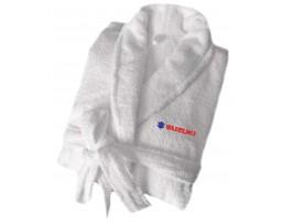 Suzuki махровый халат