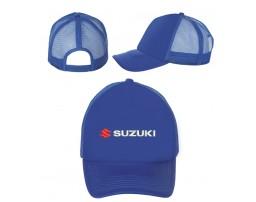 Бейсболка Suzuki на сетке