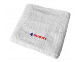 Suzuki махровое полотенце