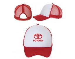 Бейсболка Toyota на сетке