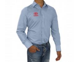 Рубашка Toyota (длинный рукав) РАСПРОДАЖА
