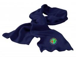 Alfa Romeo шарф флисовый