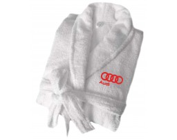Audi махровый халат