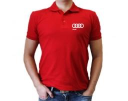 Рубашка Audi поло