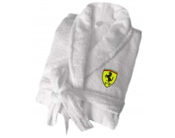 Ferrari махровый халат