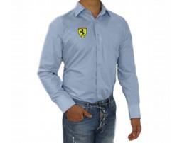 Рубашка FERRARI (длинный рукав) РАСПРОДАЖА