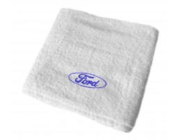Ford махровое полотенце