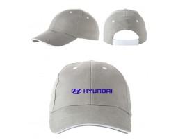 Бейсболка Hyundai new