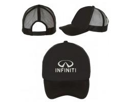 Бейсболка Infiniti на сетке