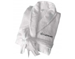 Lexus махровый халат