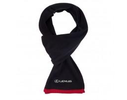 Lexus шарф вязанный