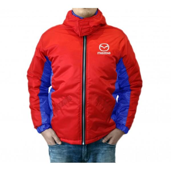 куртка mazda 3