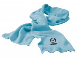 Mazda шарф флисовый