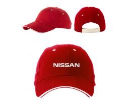 Бейсболка Nissan new