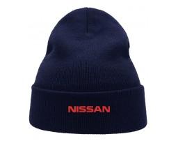 Nissan шапка
