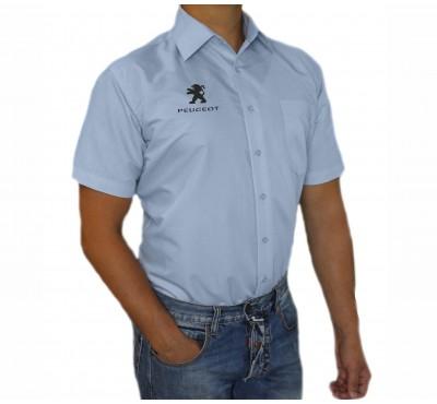 Рубашка Peugeot (короткий рукав)