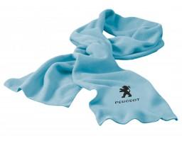 Peugeot шарф флисовый