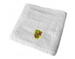 Porsche махровое полотенце