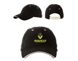 Бейсболка Renault new
