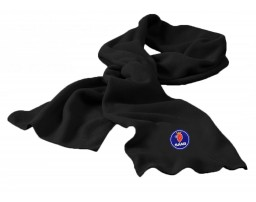 Saab шарф флисовый