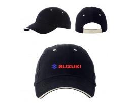 Бейсболка Suzuki new