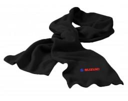 Suzuki шарф флисовый