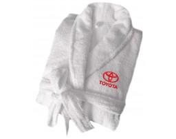 Toyota махровый халат