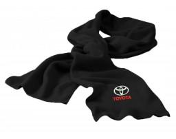 Toyota шарф флисовый