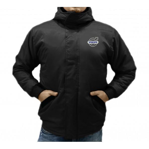 куртки с логотипом вольво