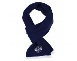 Volvo шарф вязанный