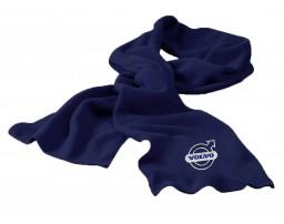 Volvo шарф флисовый